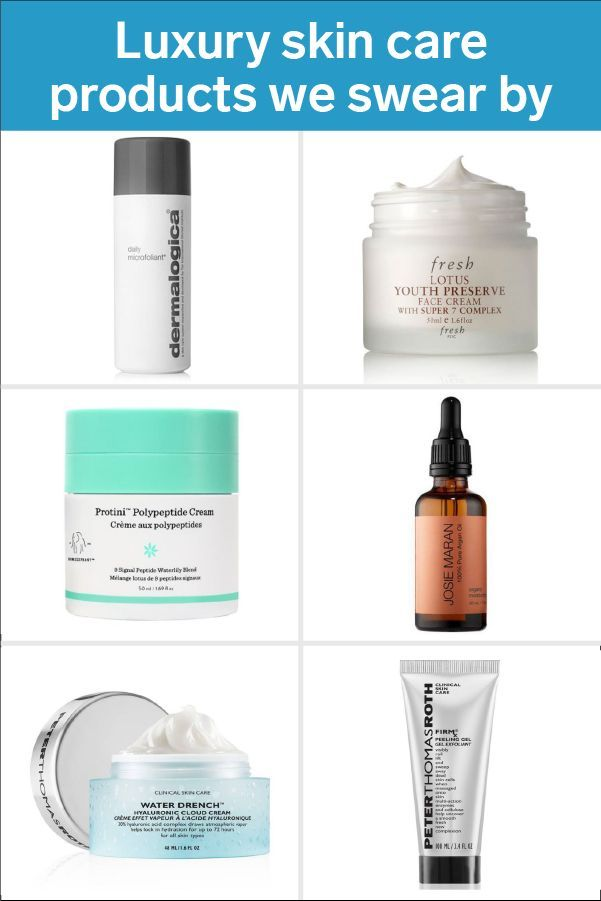 15 Pricey Skincare Products That We Actually Use In Our Daily Lives And Why We Can Justify Their Cost Luxury Skincare Skin Care Expensive Skin Care Products