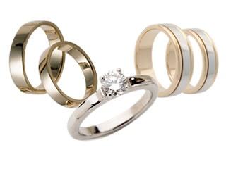 Argollas Matrimoniales