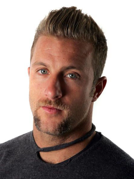 Actor Scott Caan of the film The Dog Problem poses for portraits in the Chanel Celebrity Suite at the Four Season hotel during the Toronto...