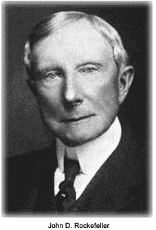 John d rockefeller and standard oil essay