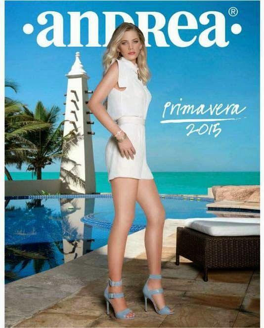 Catalogo Andrea Primavera 2015 Sandalias de Moda