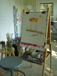 In the studio: Basic homeschool art supplies inventory | Project Based Homeschooling
