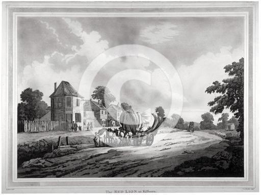 Edgware Road 1788