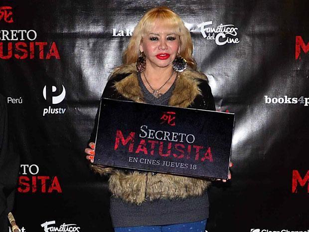 Susy Díaz dice que ven fantasmas en su casa