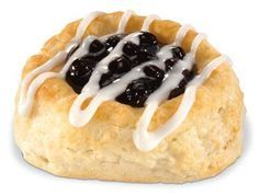 Hardees Restaurant Copycat Recipes: Blueberry Biscuits