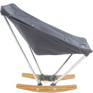 evrgrn Campfire Rocker - Charcoal Shower/Cinder / rei