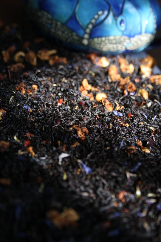 Chocolate Blueberry Organic #Tea