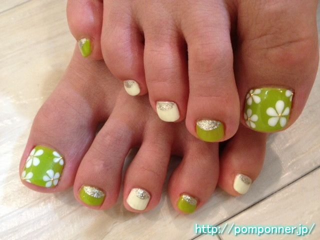 I Am Unfolding Cool Spring Toe Nail Art Designs, Ideas U0026 Trends Of Donu0027t  Ignore Your Feet, Keep Them Clean And Tidy, Apply Cute Toe Nail Art To Make  Them