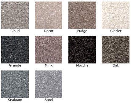 KINGSMEAD DIGNITY 100% Everlon Super Soft Polypropylene saxony
