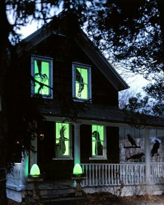 10 best Halloween images on Pinterest Halloween ideas, Holidays - martha stewart outdoor halloween decorations