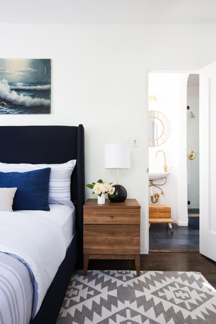 best 25+ navy headboard ideas on pinterest | blue headboard, navy