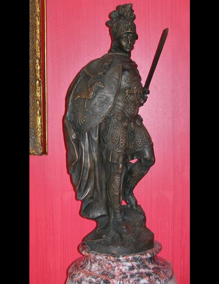 Alexander The Great Bronze