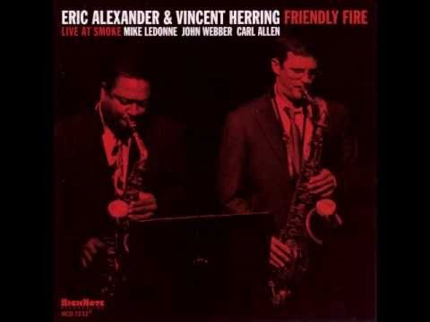 "Eric Alexander, Vincent Herring Quintet Live 2011 - ""Sukiyaki Song"" (or ""Ue o Muite Arukō""  上を向いて歩こう)"