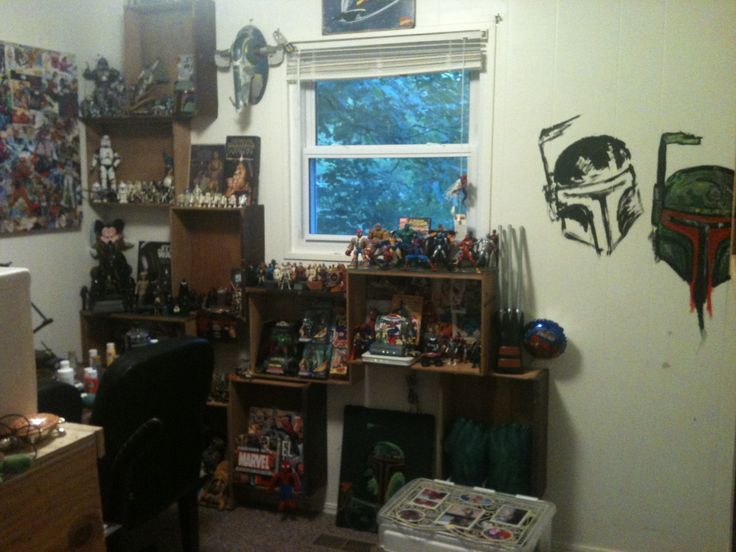 20 best Geek room ideas images on Pinterest Bedroom ideas Geek