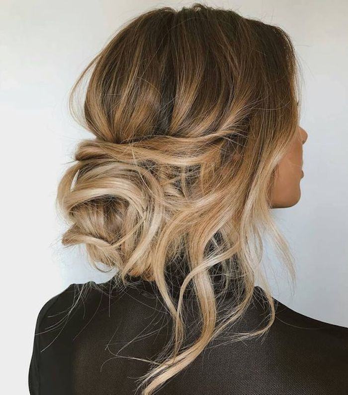 It's no wonder messy wedding updos are so popular. Polished hairstyles can sometimes feel too 'bridal' or formal but messier hairstyles feel contemporary, sophisticated and infinitely stylish. Messy wedding hairstyles are, by their very nature, relaxed in form but this doesn't mean they lack formal elegance. These relaxed hairstyles embody bohemian luxe appeal with romantic … #Weddinghairstyles