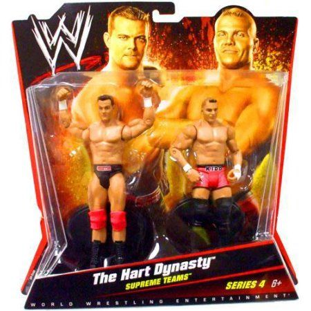 World Wrestling Entertainment - Tyson Kidd & DH Smith Action Figure 2-Pack