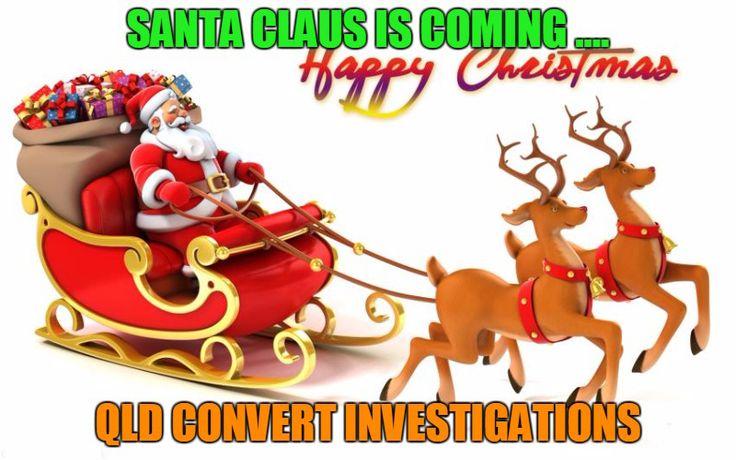 Santa Claus is coming .. #SantaClaus #Christmas #Xmas