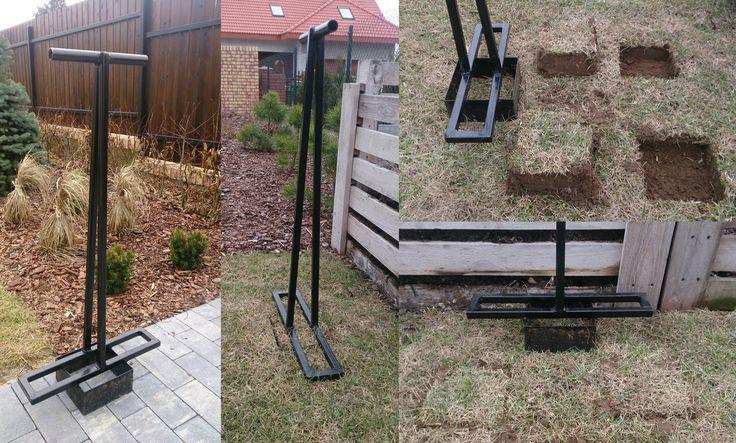 Zrób to sam, narzędzie do przesadzania trawy. DIY lawn transplant tool