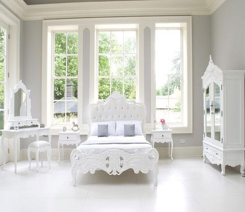 Rococo Bedroom Set