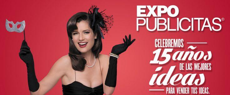 La próxima semana no te pierdas EXPO PUBLICITAS Centro Banamex 20 al 22 de Mayo mas eventos inocuidadyvida.com/#!agenda/c1yau