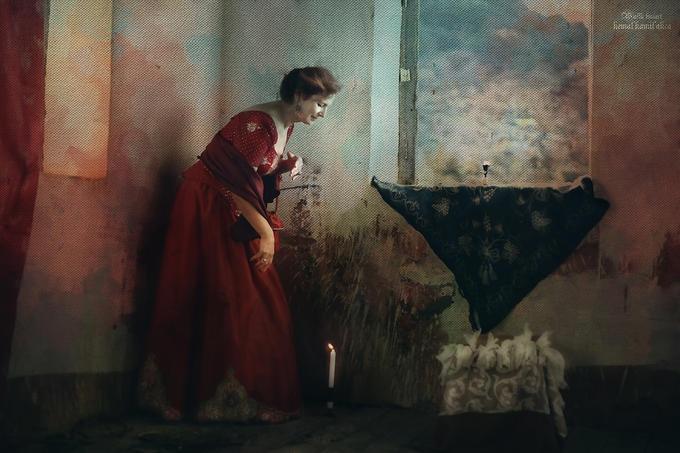 Crying Flowers By: Kemal Kamil AKCA