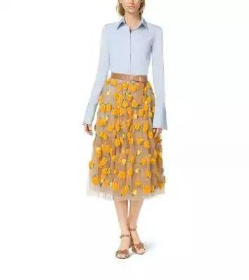 Michael kors sheer skirt @$9995 it's only a wish!