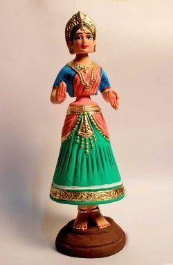 Handmade Traditional Dancing Doll