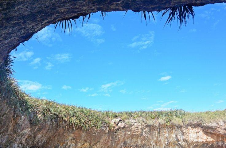 Las Marietas - Hidden Beach, Mexico