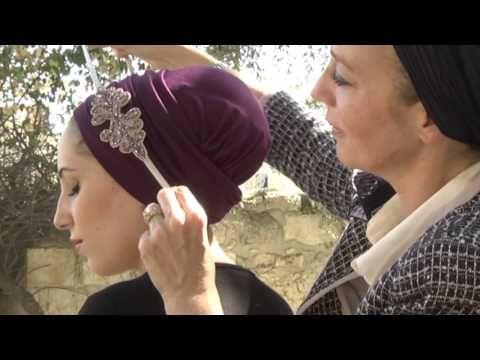 Le Mag-Féminin reçoit Rinati Lakel, créatrice de foulard pour femme - 613TV - YouTube