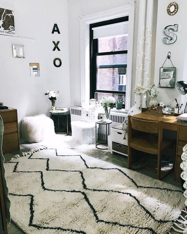 Dorm Room Rugs: Idea By ʍɑժíӀվղ հօթҽ On Room Ideas ️