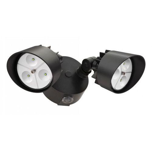 Lithonia Lighting Dusk to Dawn 2 Head LED Floodlight & Reviews | Wayfair