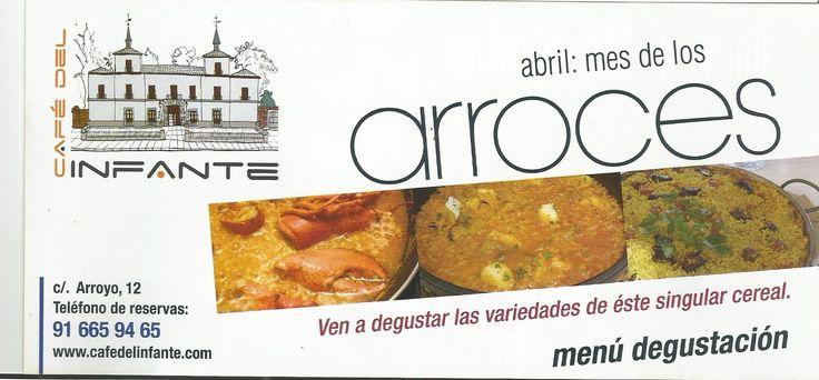 El Cafe del Infante en Villaviciosa de Odón, Madrid