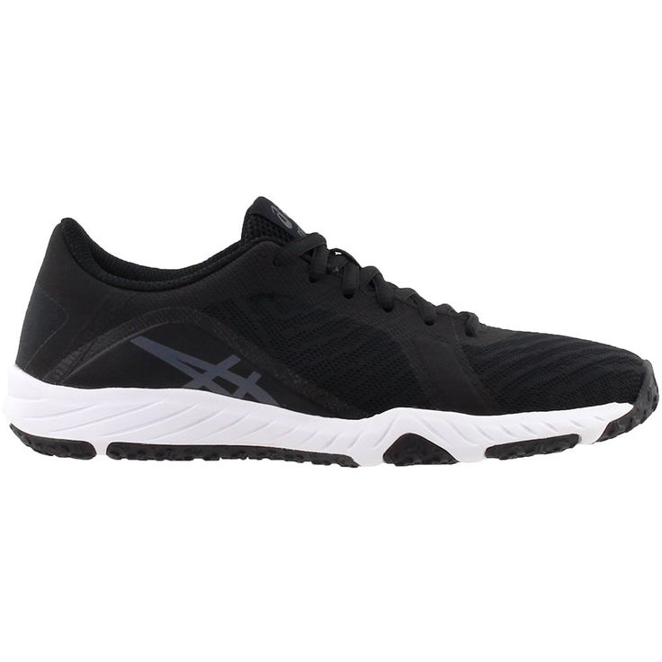 ASICS Defiance X Training Shoes Training Shoes Black- Womens- Size ...