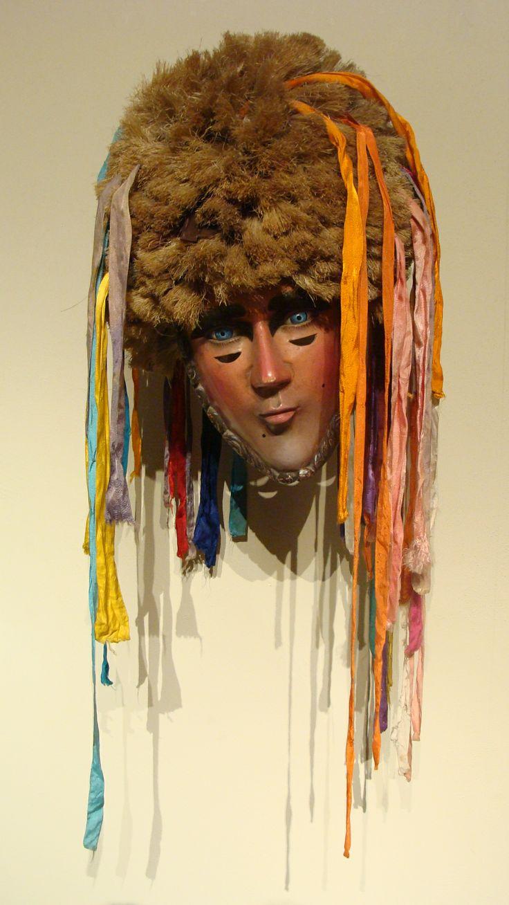 Máscaras, Museo Rafael Coronel, Zacatecas, México