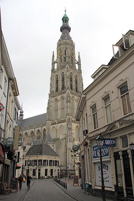 Breda | The Netherlands Lovely town with a great square full of restaurants - try them all!