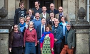 How Flatpack Democracy beat the old parties in the People's Republic of Frome - - May 22, 2015 - - the 17 independent councillors who now make up Frome's town council.