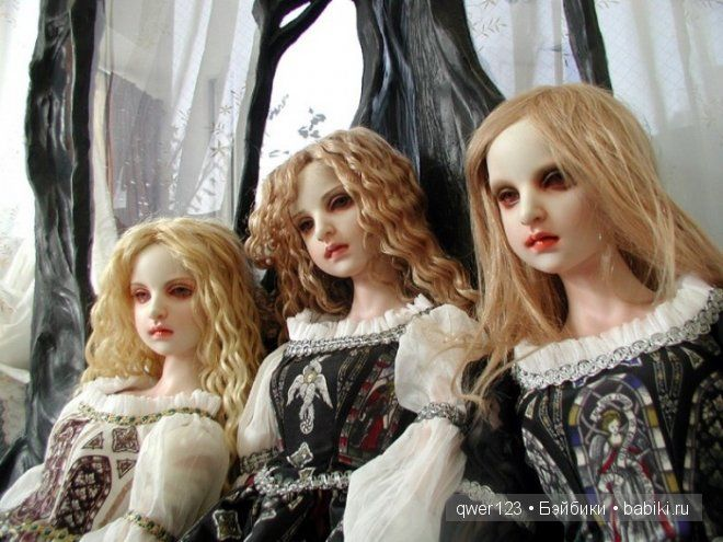 Dolls Love Moon Princess (Koitsukihime dolls)