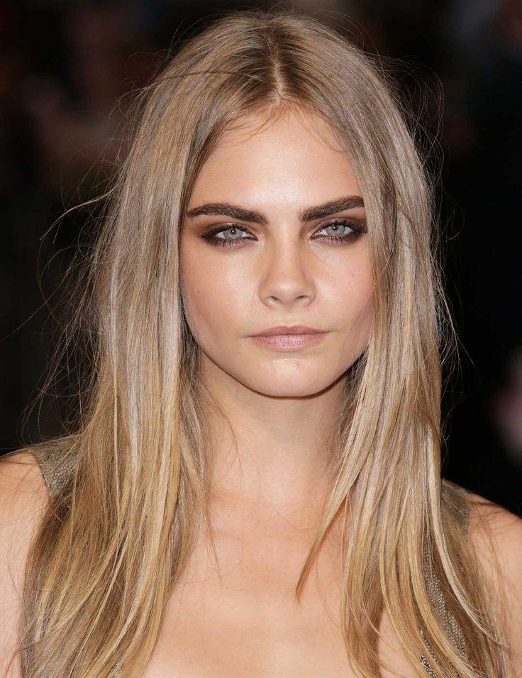 Eyebrow Queen, Cara Delevingne.