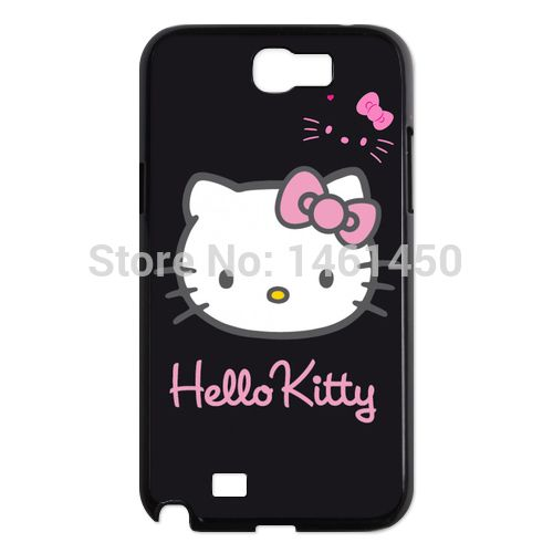 Pink Hello Kitty cell phone case for iPhone 4s 5s 5c 6 Plus iPod touch 4 5 th Samsung Galaxy s2 s3 s4 s5 mini note 2 3 4 cases