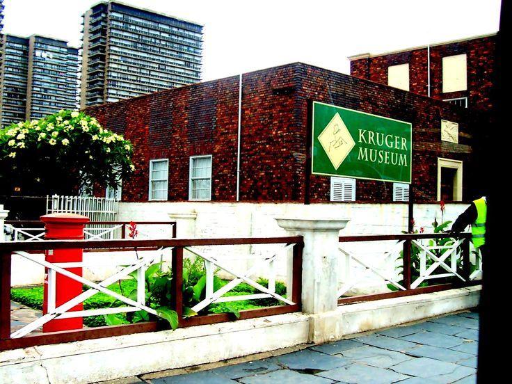 Kruger Museum - Pretoria, South africa