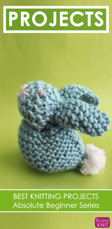 200 best Absolute Beginner Knitting Series images on Pinterest ...