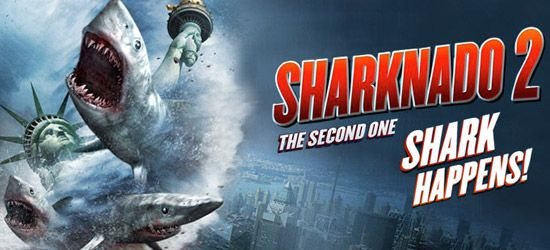 A review of Sharknado 2.