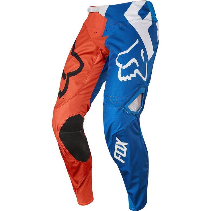 2017 Fox 360 Creo Mx Motocross Pants - Orange - 2017 Fox Motocross Pants - 2017 Fox Racing Motocross Kit - 2017 Motocross Gear