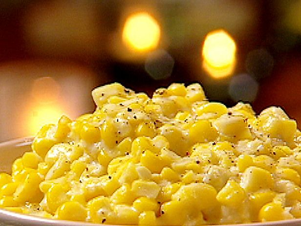 Southern Creamed Corn Recipe (Food Network  - Neely's)