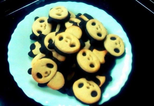 Panda keksz
