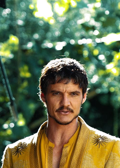 Oberyn Martell Game of Thrones #GoT #fashion