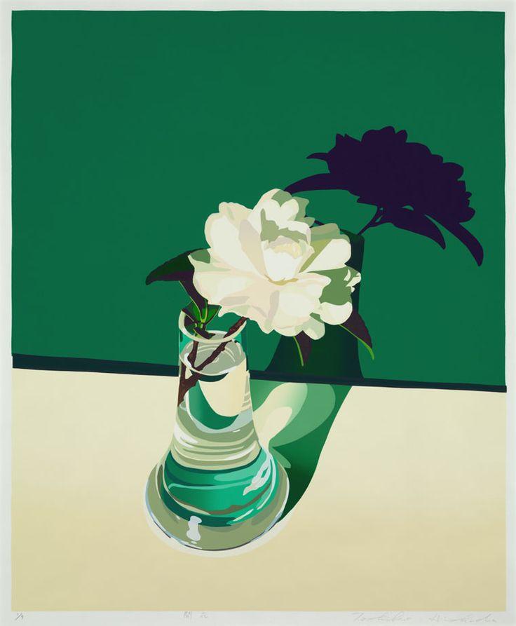Bloom, Toshiko Hishida, 2005, Silkscreen