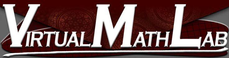 West Texas A&M University Virtual Math Lab  @  http://www.wtamu.edu/academic/anns/mps/math/mathlab/