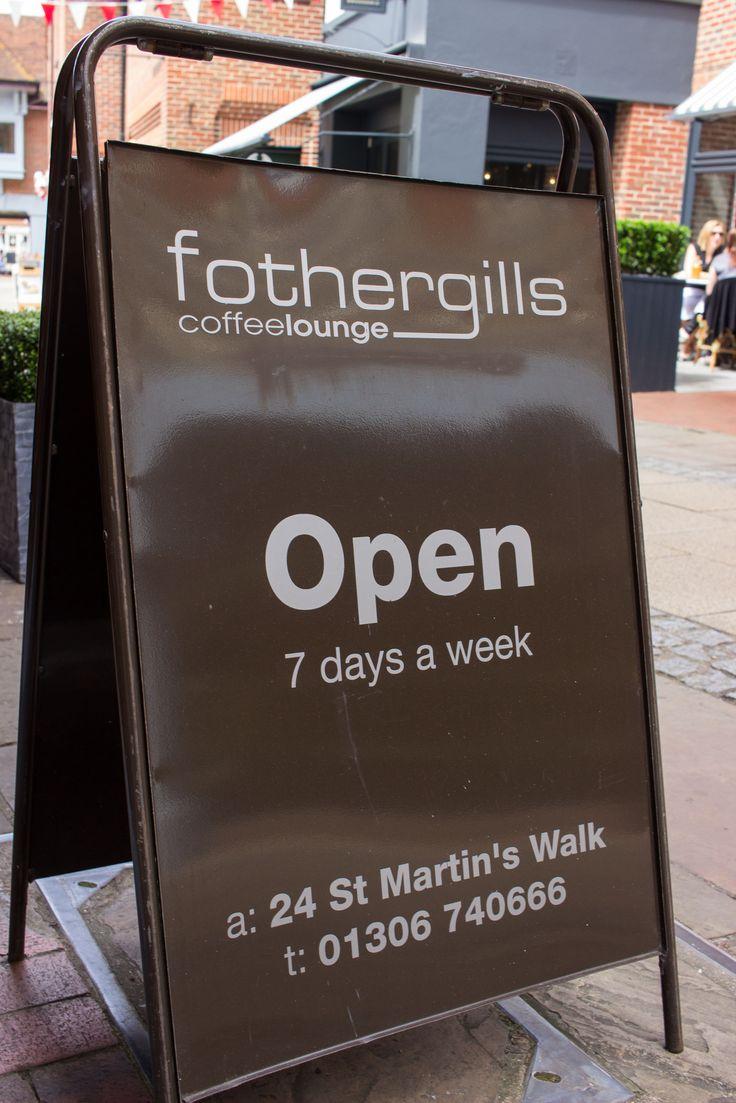 Fothergills