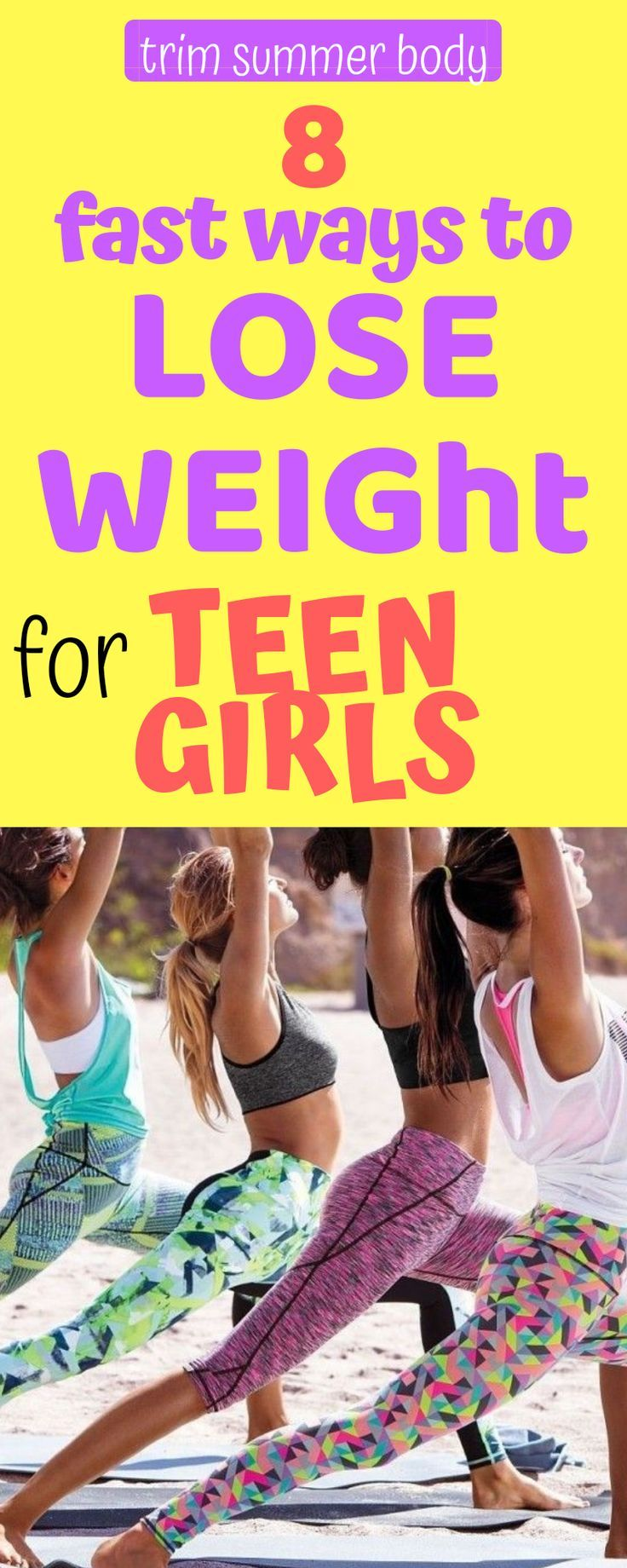 How to lose weight for teen girl | weight-loss tips for women  | lose belly fat ...